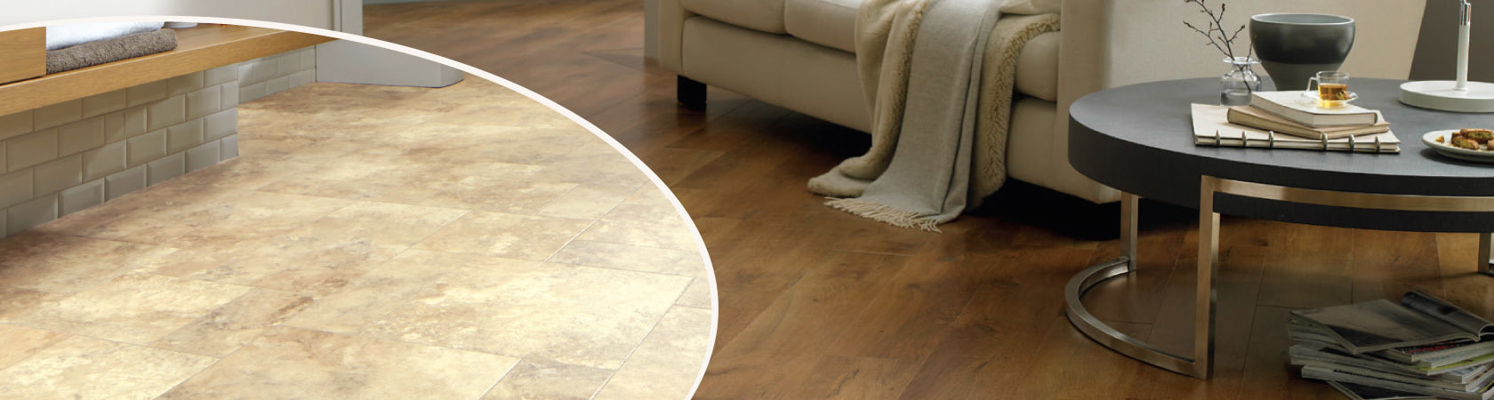 A Multitude Of Diffe Looks With Stylish Vinyl Planks