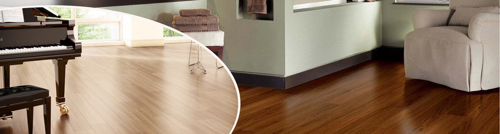 Choose A Modern And Hard Wearing Option With Vinyl Flooring